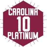 Carolina 10 Platinum (Traditional)