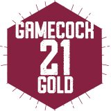 Gamecock 21 Gold (Traditional)