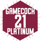 Gamecock 21 Platinum (Traditional)