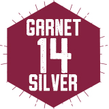 Garnet 14 Gold  (Traditional)